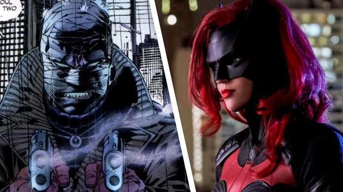 batwoman hush