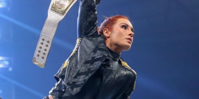 WWE Raw: Four-Way Match Announced to Determine Becky Lynch's SummerSlam Opponent
