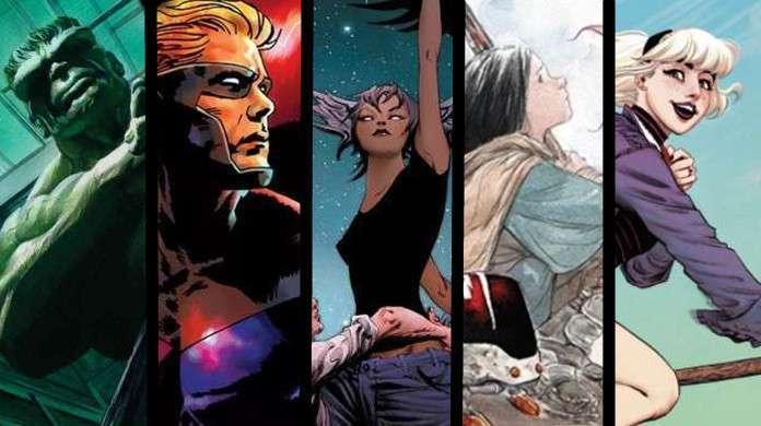 Best Comics 2019