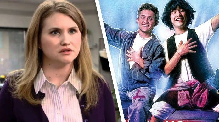 bill and ted 3 face the music jillian bell