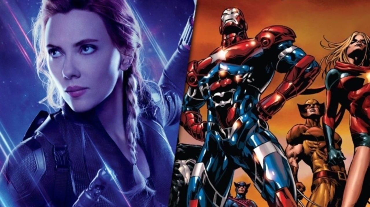 Black Widow Theory Suggests Movie Is Setting Up The Dark Avengers