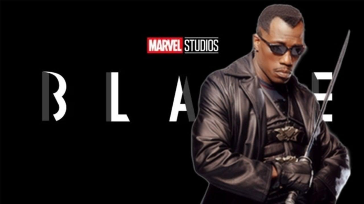 Exclusive! Wesley Snipes Responds to Marvel Rebooting Blade