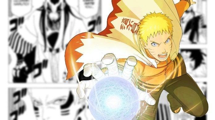 Boruto Naruto Jigen Fight Chapter 36