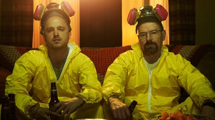 Breaking Bad Cranston Paul