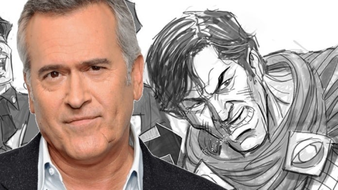 Bruce Campbell Mysterio