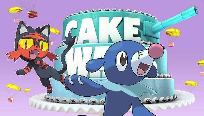 Cake Wars Pokemon
