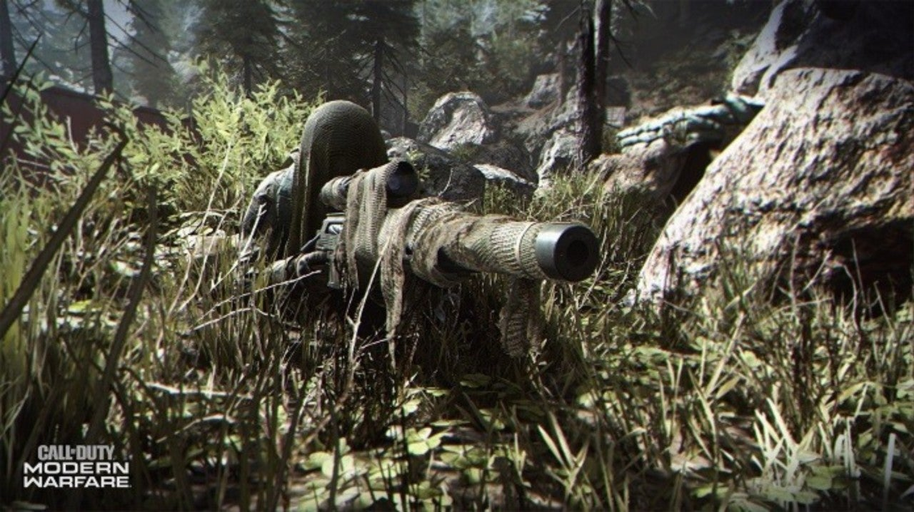 Call of Duty: Modern Warfare Shares 5 Minutes of Gunfight Gameplay