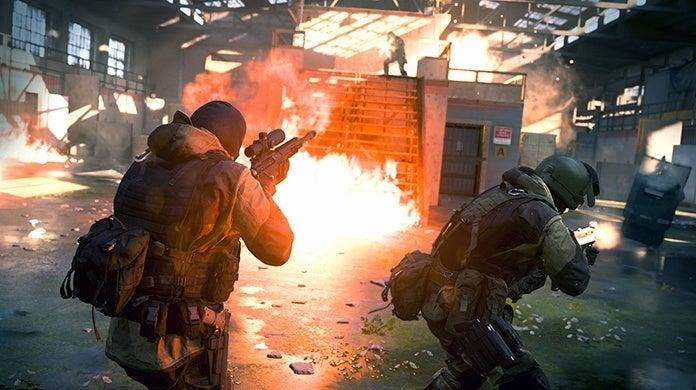 Call of Duty Modern Warfare Gunfight Reveal