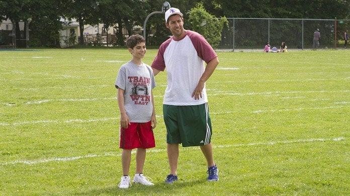 Cammeron Boyce Grown Ups Adam Sandler