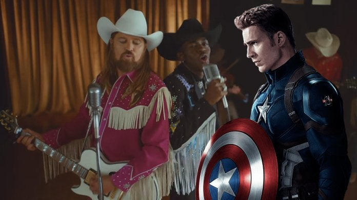 Captain America Old Town Road Video Goes Viral