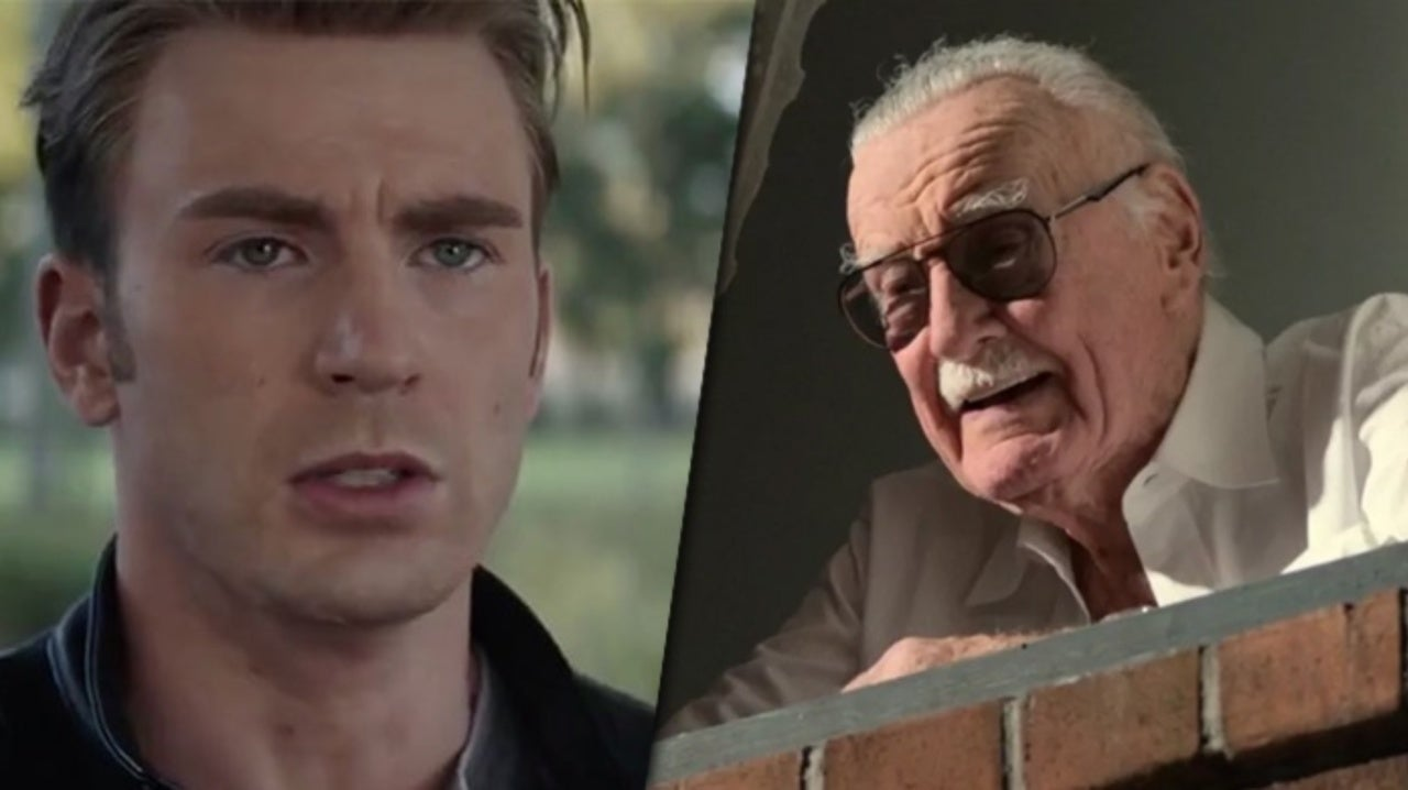 Avengers: Endgame Theory Suggests Old Man Rogers Was Supposed to Be Stan Lee