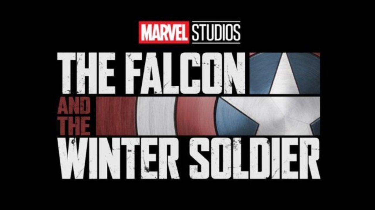 Marvel Reveals Falcon and the Winter Soldier Logo During Comic-Con 2019 Panel