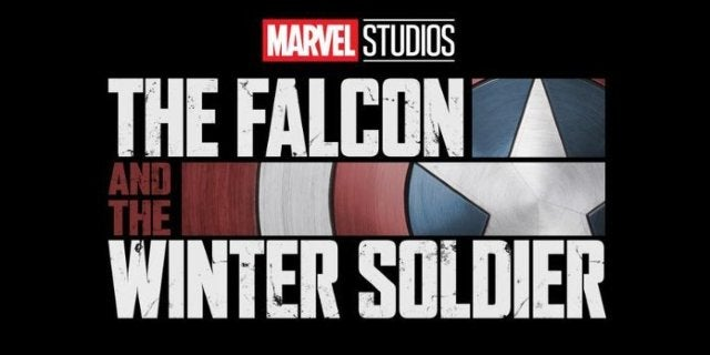 Captain America The Winter Soldier TV Series Official Lgoo