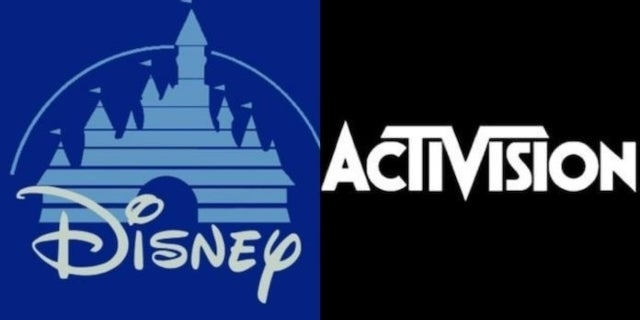 Disney Investor Thinks Company Should Buy Activision