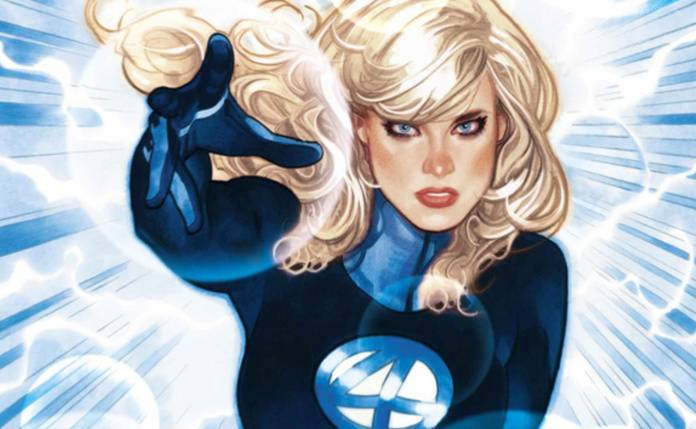 Comic Reviews - Invisible Woman #1