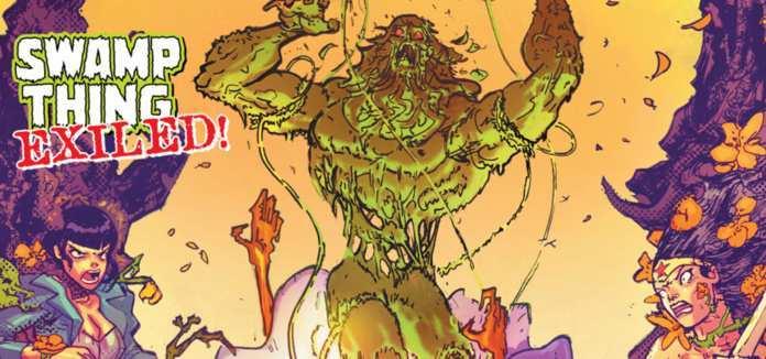 Comic Reviews - Justice League Dark #1