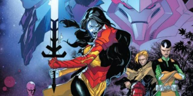 Comic Reviews - Powers of X #1