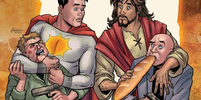 Comic Reviews - Second Coming #1