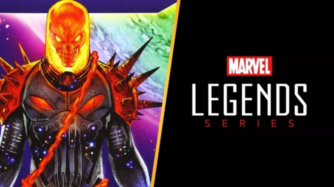 Cosmic Ghost Rider Is Finally Getting His Own Marvel Legends Action Figure