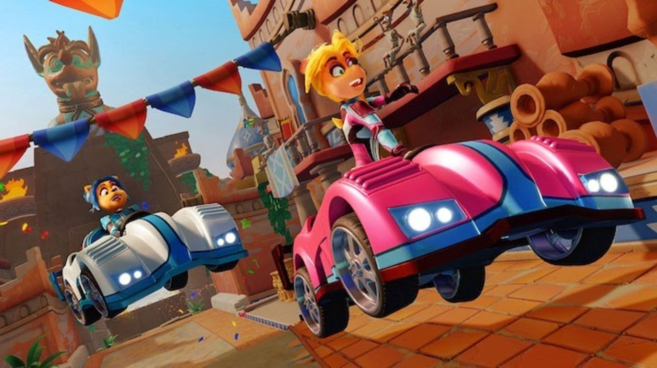 Crash Team Racing Nitro-Fueled Grand Prix Content Begins This Week