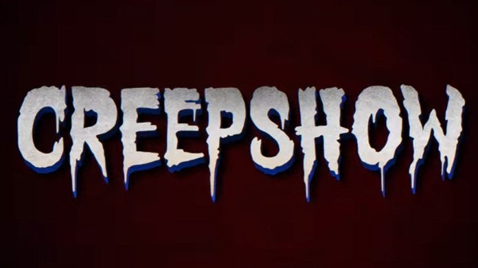 creepshow tv series logo shudder