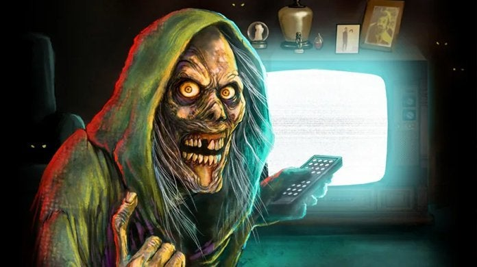 creepshow tv series poster header