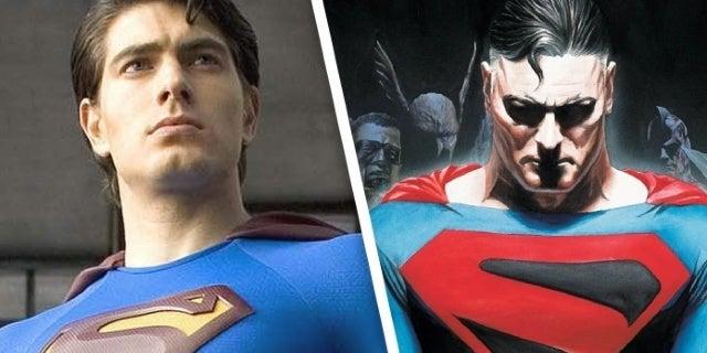 """Crisis on Infinite Earths"": Brandon Routh to Play Kingdom Come Superman"