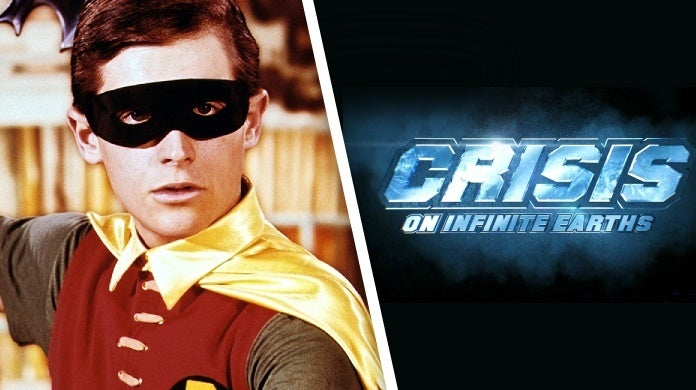crisis on infinite earths burt ward