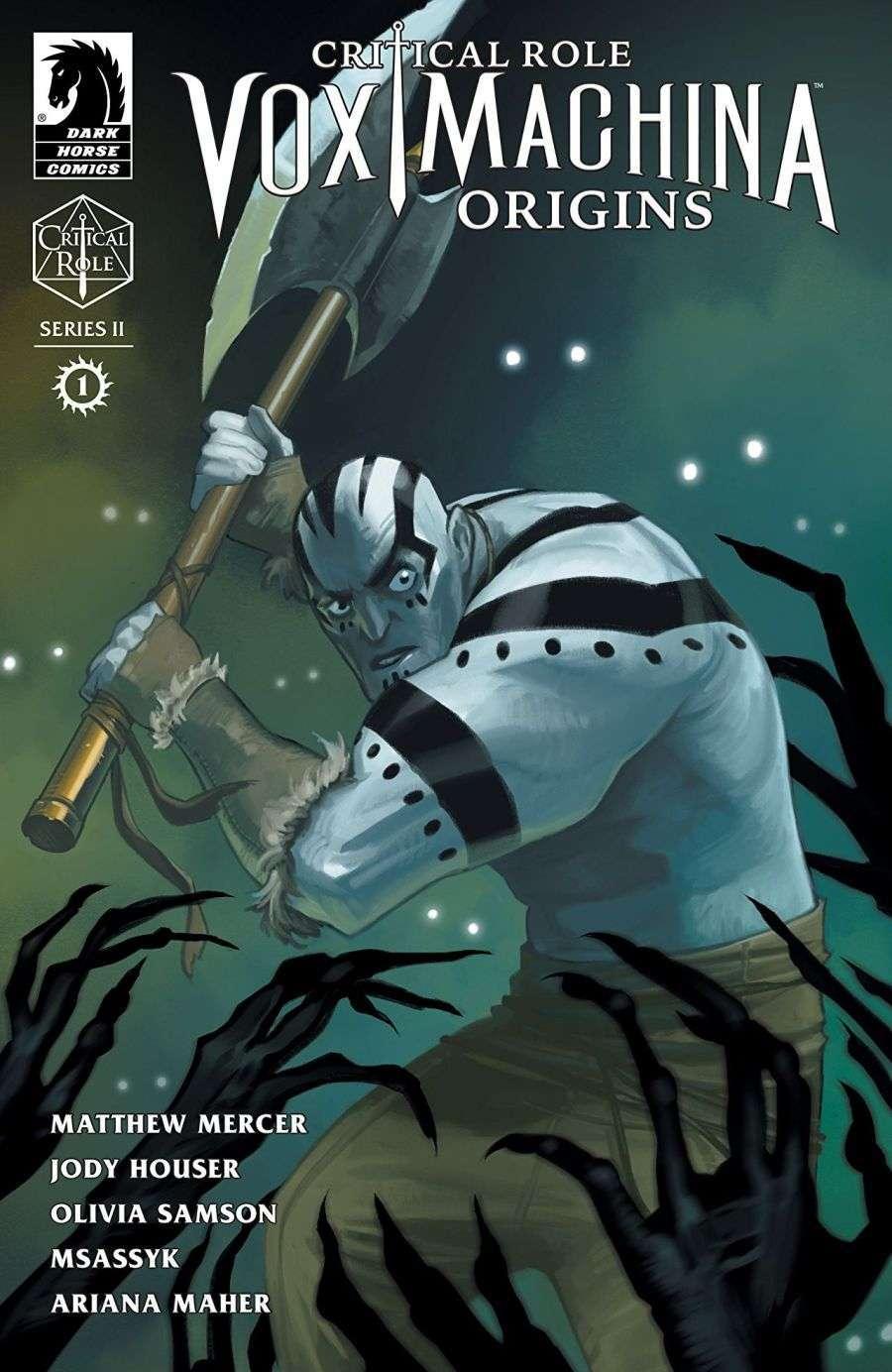 Critical Role Vox Machina Origins II #1