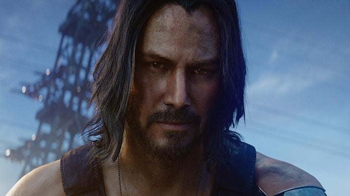 Cyberpunk 2077 Johnny Silverhand Keanu Reeves