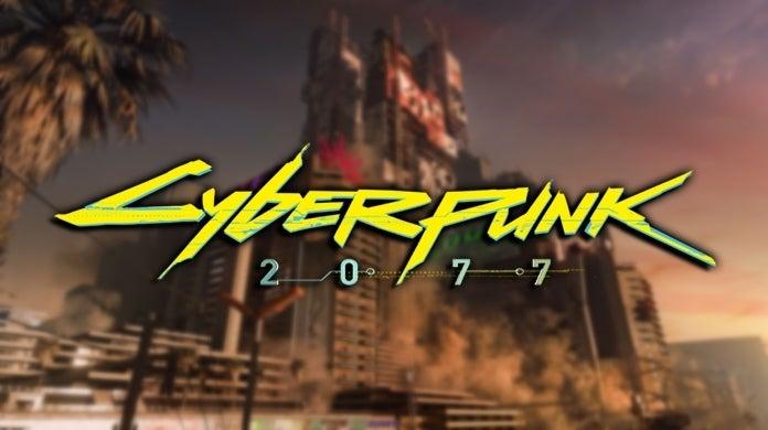 Cyberpunk 2077 Night City Buildings