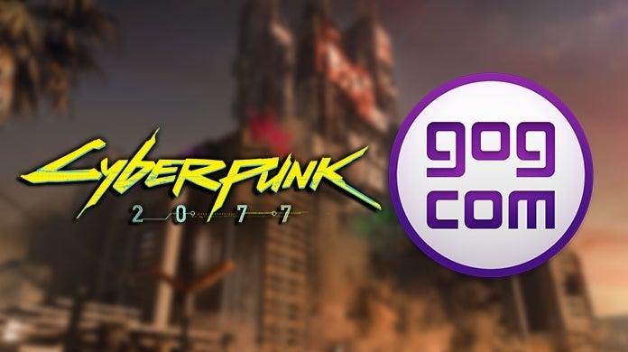 Cyberpunk 2077 PC Pre-orders GOG
