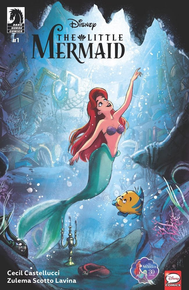 Dark-Horse-Comics-Little-Mermaid-Disney