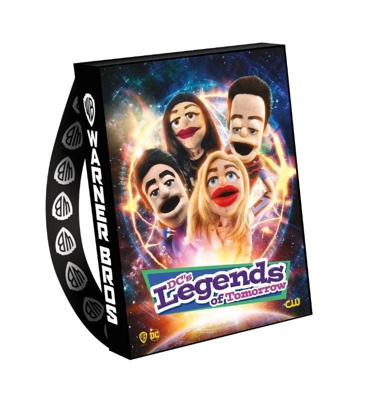DC's Legends of Tomorrow SDCC 2019 Bag