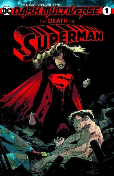 Death of Superman Dark Multiverse