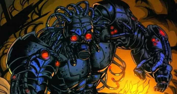 Death's Head Marvel Comics - Death's Head III