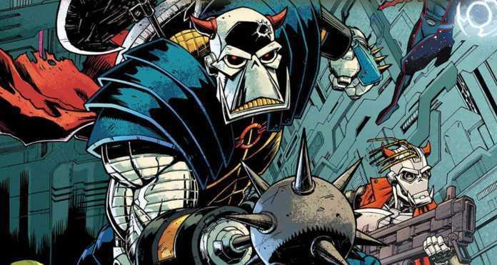 Death's Head Marvel Comics - Original