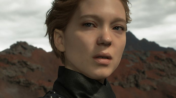 Death Stranding Detail