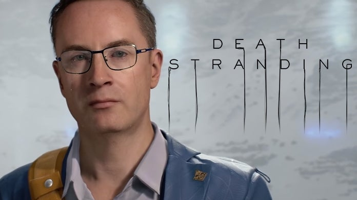 Death Stranding Hideo Kojima Nicolas Winding Refn