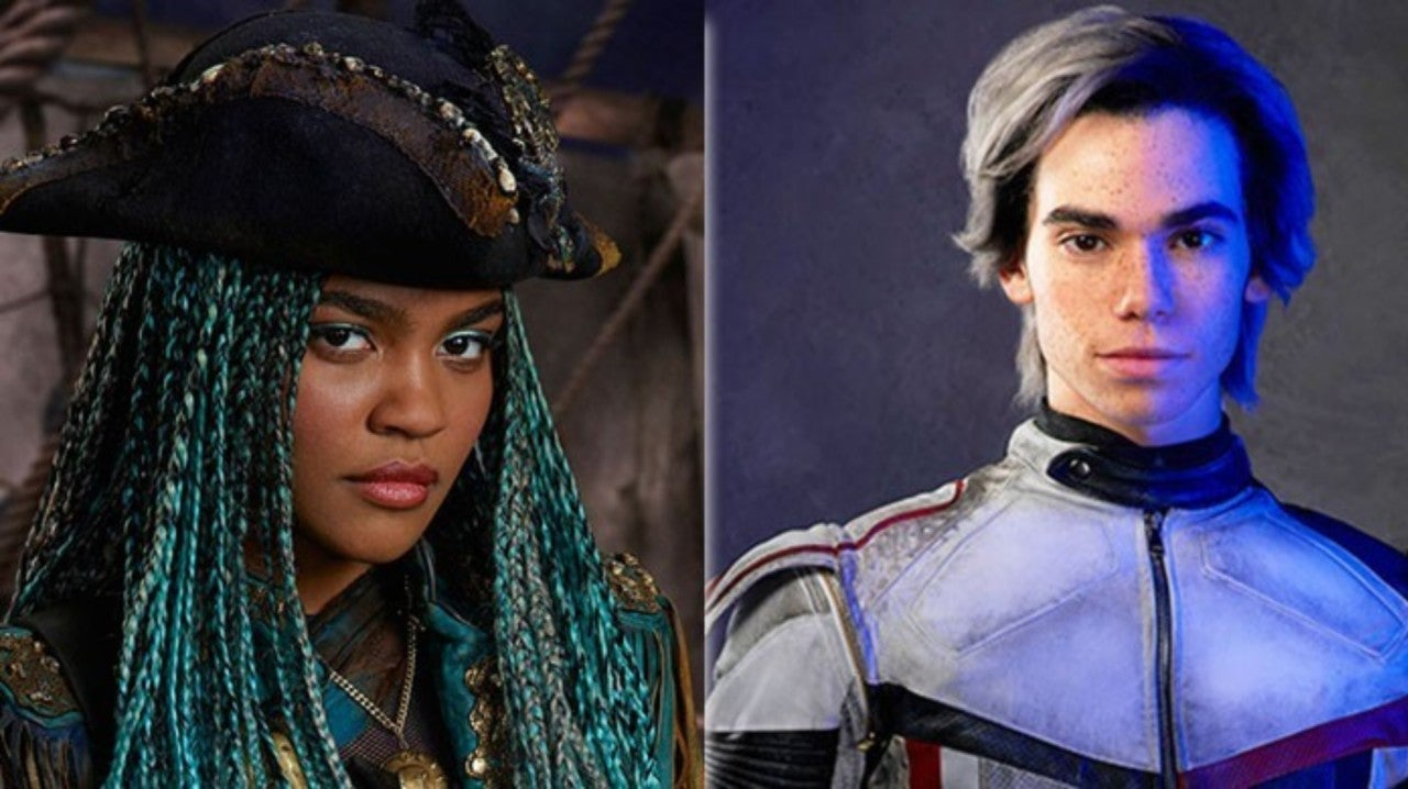 china anne mcclain about cameron boyce