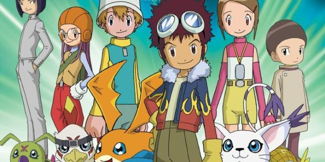 Digimon Completes Crowdfunding Campaign for New Anime Series