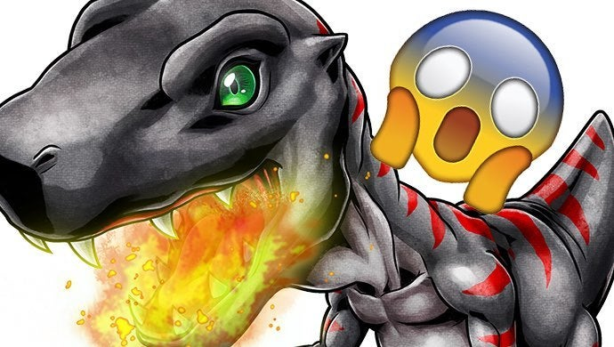 digimon agumon