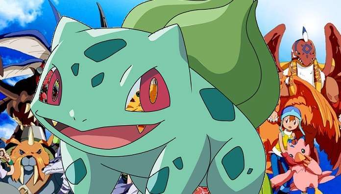 Digimon Bulba