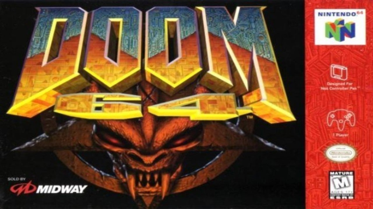 DOOM 64 for PS4 and PC Leaked