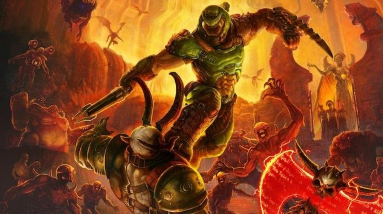 How DOOM Eternal's Multiplayer Will Succeed Where the