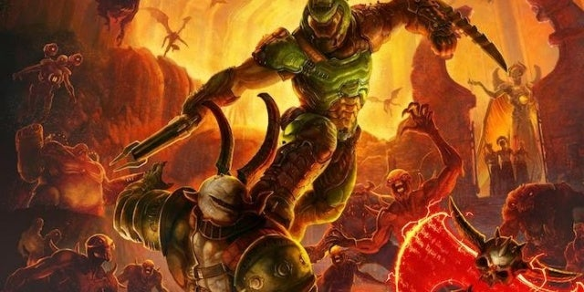"""DOOM Eternal Is """"The Best Thing We've Ever Done,"""" Says Director"""