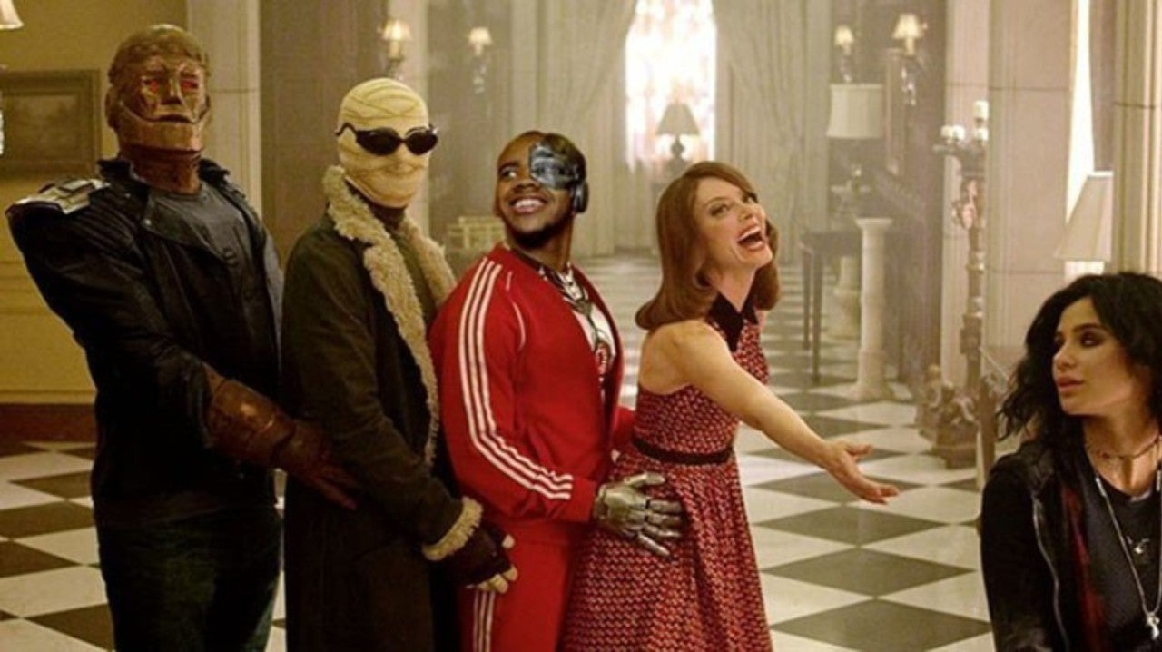 Doom Patrol Officially Renewed For Season 2