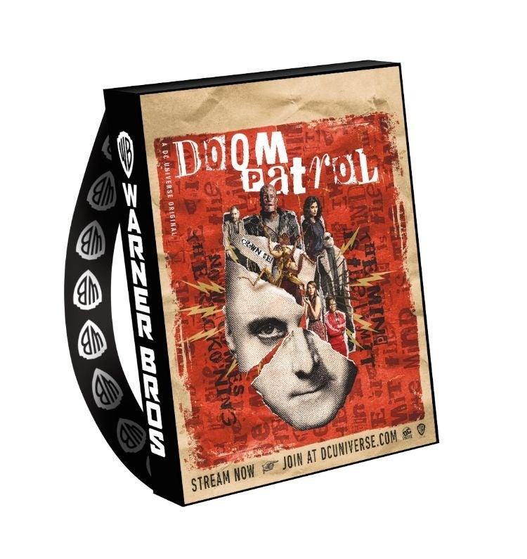 Doom Patrol SDCC 2019 Bag