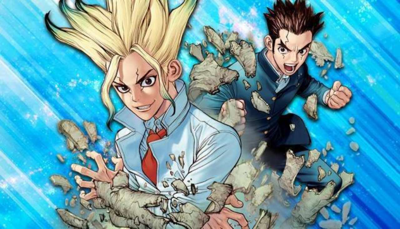 Dr Stone Creators Announce Anime Nyc Appearance