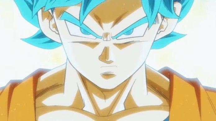 Dragon Ball Heroes Super Saiyan Blue Goku